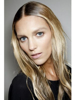 Slicked back hairstyles for summer 2014