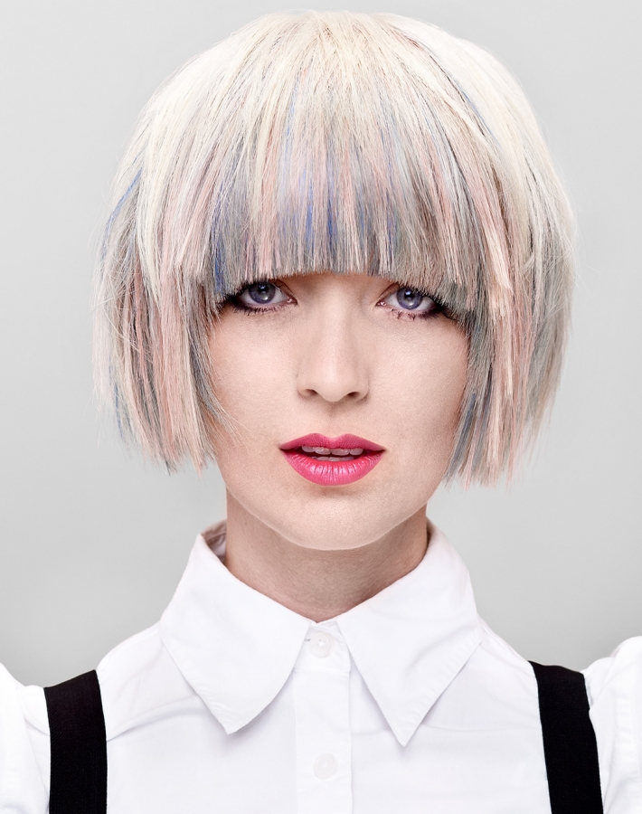 Bang Hairstyles For 2014 2019 Haircuts Hairstyles And Hair Colors