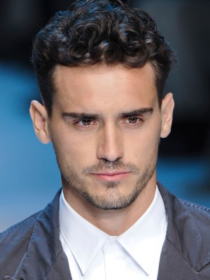 Men Short Curly Hairstyle 2014 The Following Selection Of Runway Inspired Mens Hairstyles For Summer