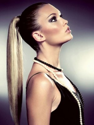 2014 classy ponytail hairstyles