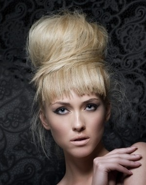 retro_big_bun hairstyle 2014