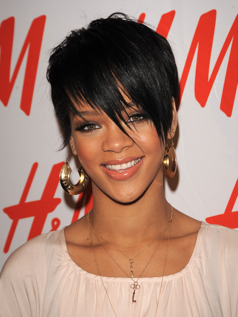 the most popular short haircut is undercut style with longer bang this