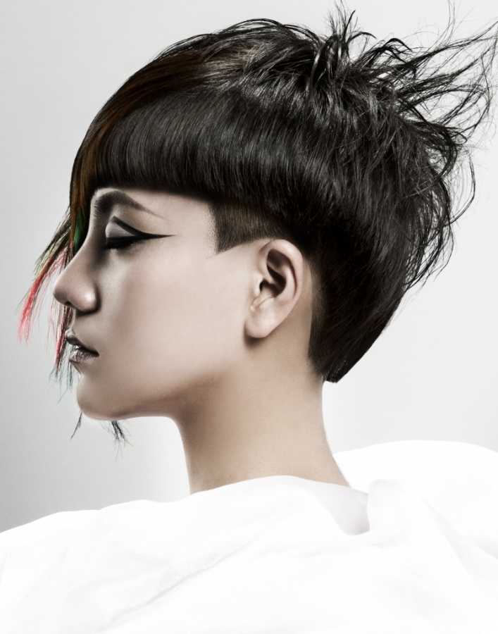 Cool Modern Short Haircuts 2014 2017 Haircuts Hairstyles And Hair Colors Hairstyles For Women Draintrainus