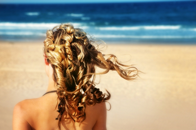 summer-hair care recipes