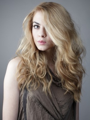 chic long hairstyle 2014
