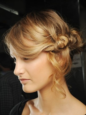 twisted-updo-hairstyle 2014