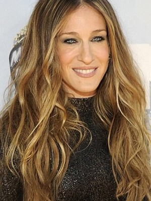 celebrity ombre hair color
