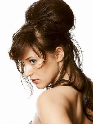 Half Up-do Hairstyle