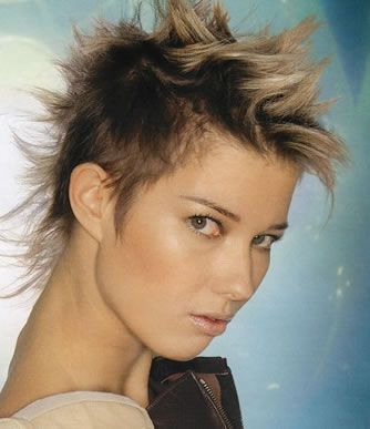 2014 Short Spiky Hairstyles Trends 2019 Haircuts