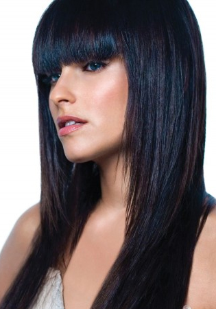 Color Hairstyles For Black Hair - The Newest Hairstyles