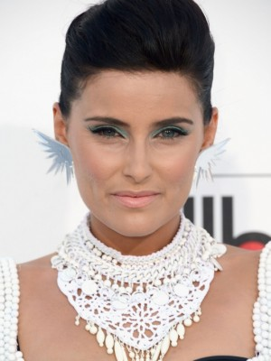 Celebrity Hairstyles updo 2014