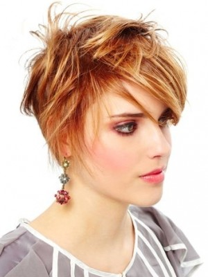 Cute short hairstle