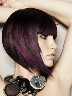 Inverted Bob Haircuts 2013