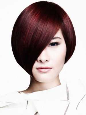 Magenta hair color 2013