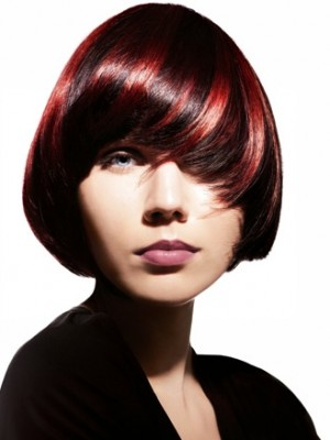Red hair colour 2014