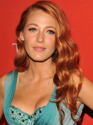 curly red hairstyles 2014