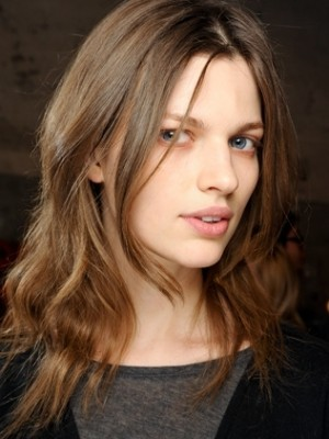 long runway hairstyles 2013