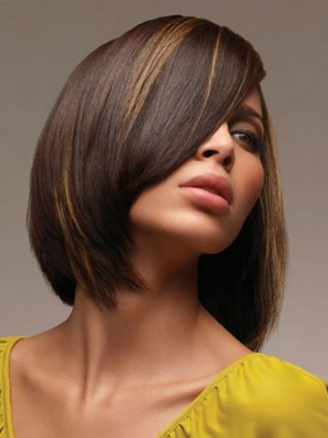 medium bob haircuts for 2013