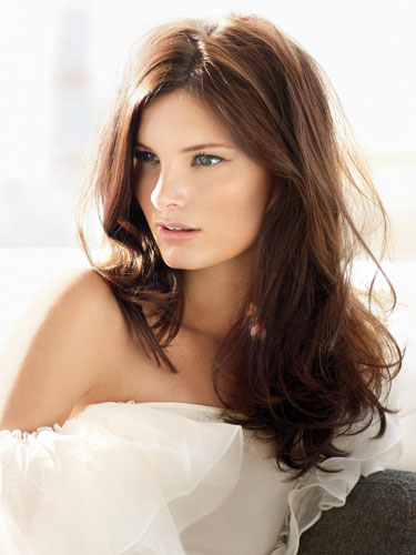 medium brown hair color 2012