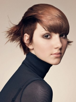 pixie short hairstyles 2014