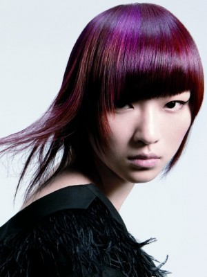 purple hair color 2021