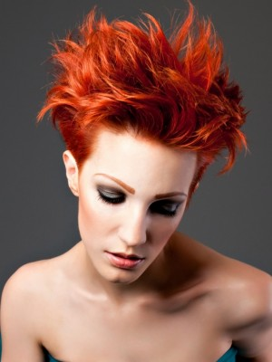 red hair color 2014