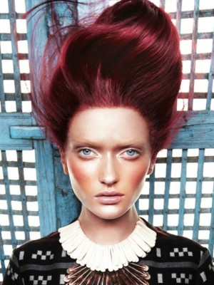 red hair color for 2013