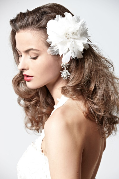 Bridal hairstyles hair accessories 2017 haircuts hairstyles bridal hairstyle and hair accessory junglespirit Images