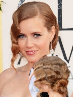 amy adams retro hairstyle