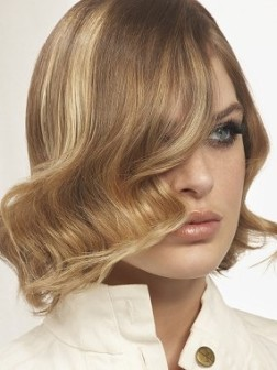 blonde hair color and highlights