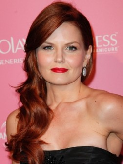jennifer morrison red hair color