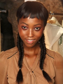 braided hairstyles 2013 spring