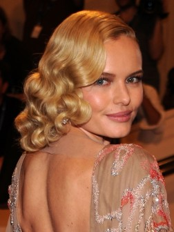 kate bosworth vintage curls