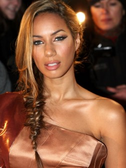 leona_lewis_fishtail braid