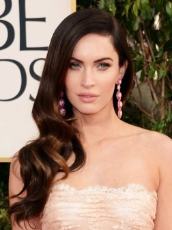 megan fox hairstyle 2013