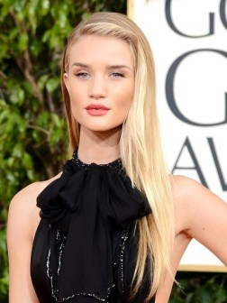rosie huntingto nwhiteley hairstyle 2021