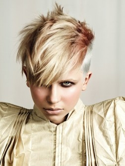 short mohawk hairstyles 2013