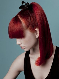 fabulous red hair color