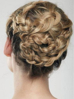 French Braid Hairstyles 2013