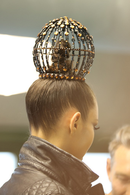 New Hairstyles From Couture Fashion Week 2013 Fall 2019 Haircuts