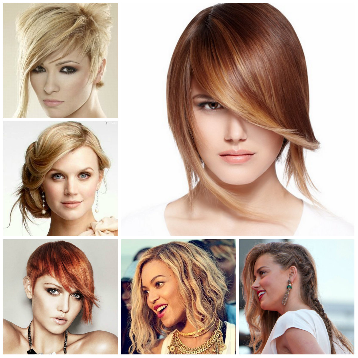 asymmetrical hairstyles 2016