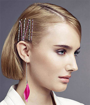 Best Bobby Pin Hairstyles For 2016 2019 Haircuts Hairstyles And