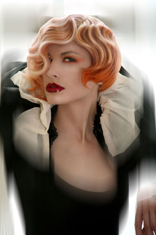 Amazing Retro Finger Wave Hairstyles 2016 2017 Haircuts Hairstyles And Short Hairstyles For Black Women Fulllsitofus