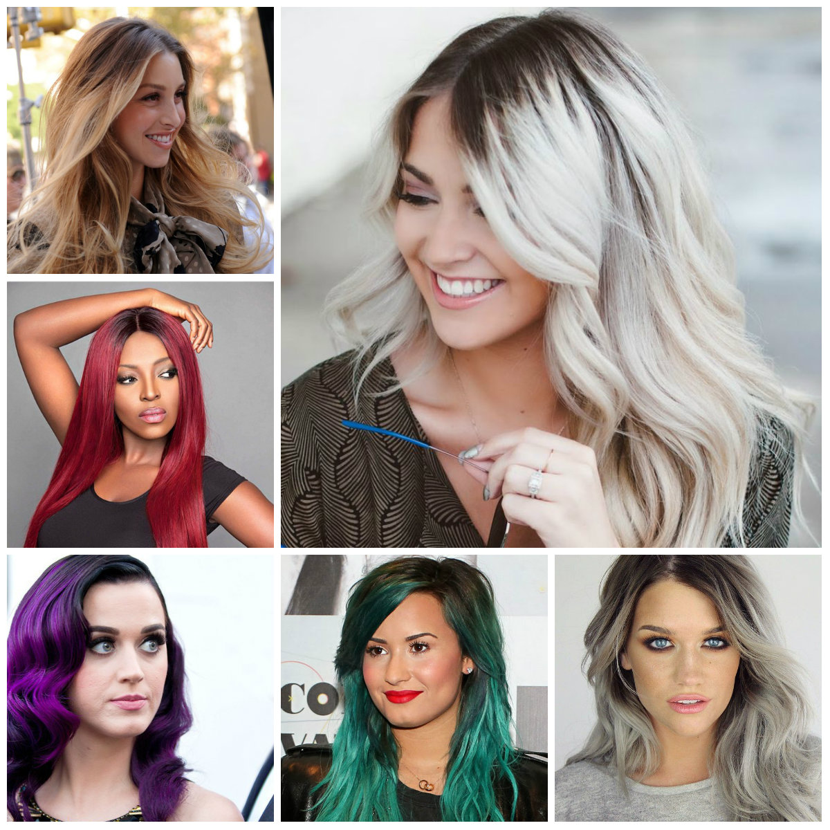 Hair Color 2017 2019 Haircuts Hairstyles And Hair Colors