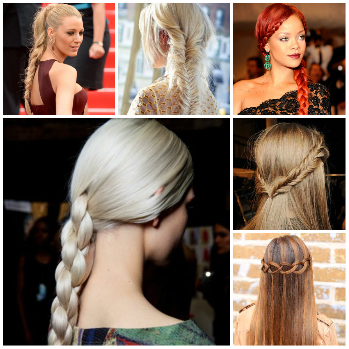 long braided hairstyles 2016