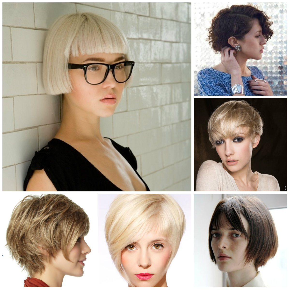 Coolest Short Bob Haircuts for 2016 | 2017 Haircuts