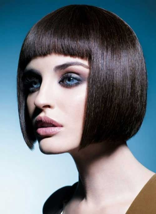 Fine Coolest Bang Hairstyles For 2016 2017 Haircuts Hairstyles And Short Hairstyles Gunalazisus