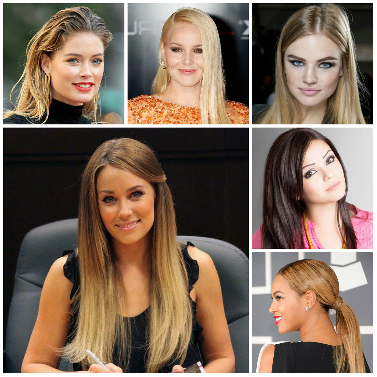 straight long hairstyles 2016
