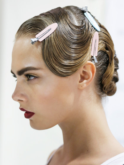 Retro Finger Wave Hairstyles 2016 2019 Haircuts