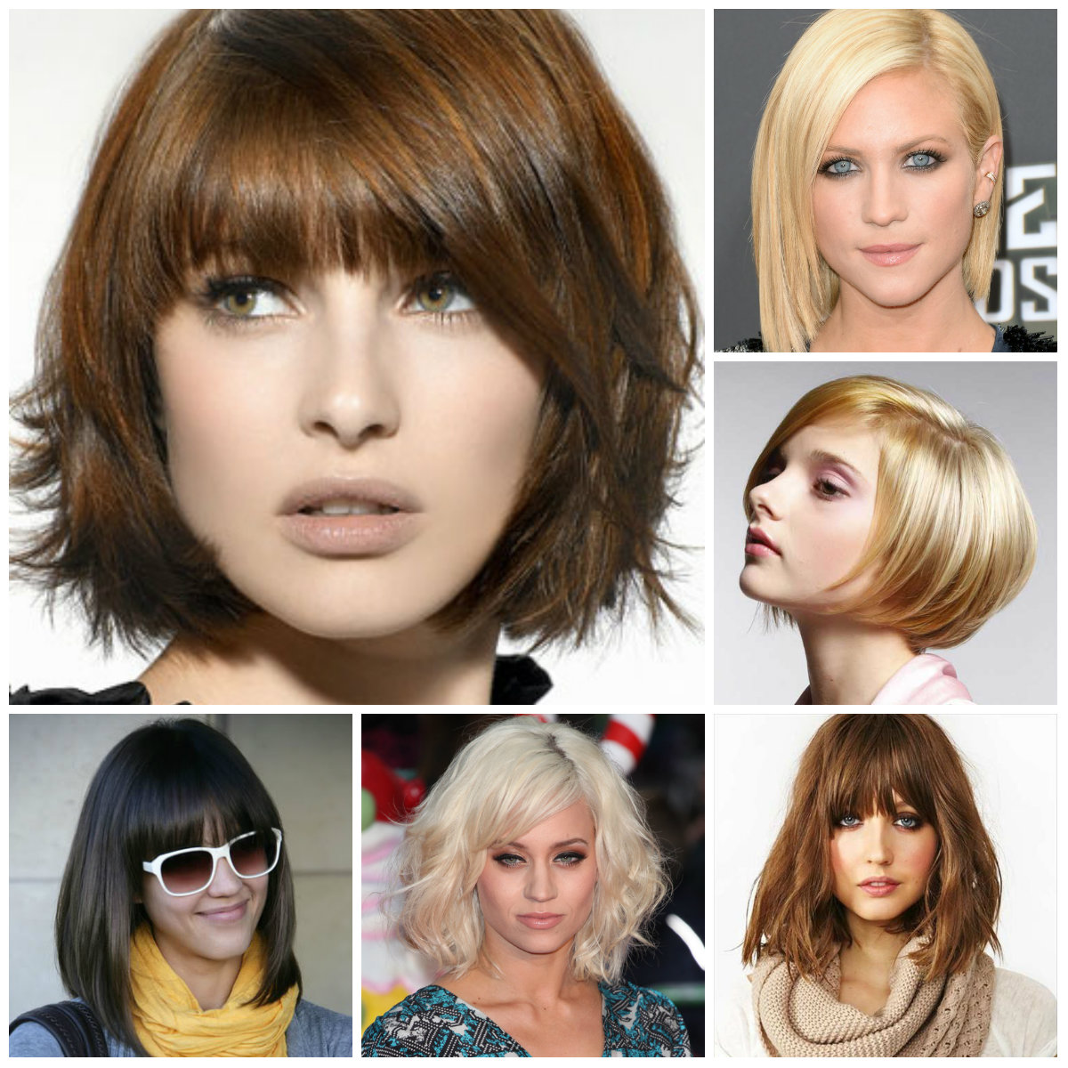 2016 Best Bob Hairstyle Ideas 2019